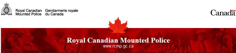 Royal Canada Mounted Police